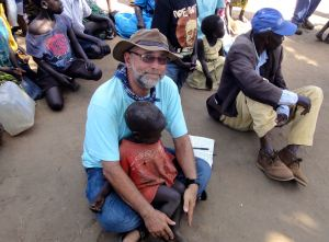 Uncle Curt in Uganda