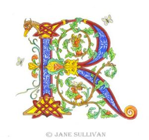 copyright Jane Sullivan