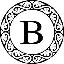letterB
