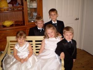 The Fabulous Five, April 2007