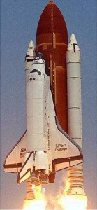 Challenger_Launch