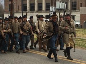 Battle of Ft. Beauregard Re-Enactment
