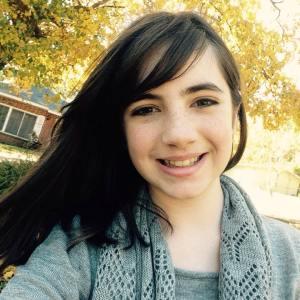 Megan, age 13