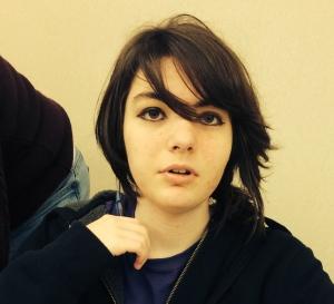 Maddie, age 16
