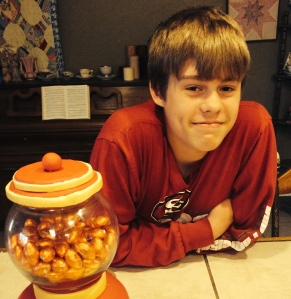 Nathan, age 13