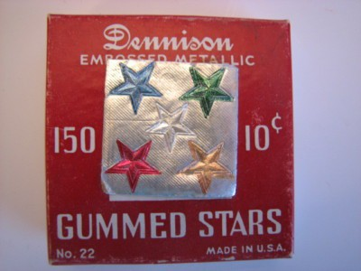 vintage-dennison-gummed-star-stickers_1_2405814905caea5860aed0fa95a2d76f
